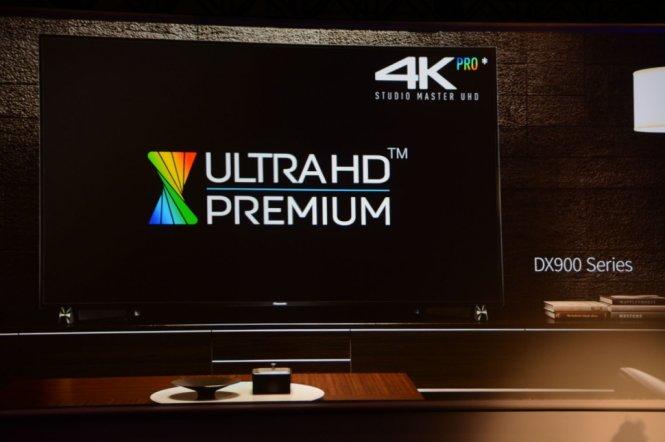 công nghệ TV - tv 4k mới của Panasonic