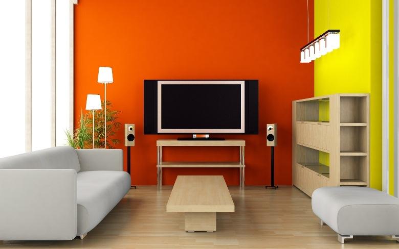 không nên đặt tivi trong phòng ngủ nên đặt trong phòng khách