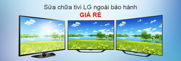 Trung tâm bảo hành tivi LG tại Hà Nội uy tín
